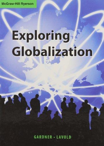 9780070976726: Exploring Globalization