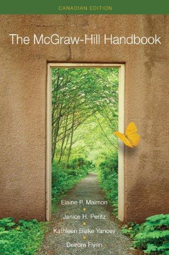9780070981751: The McGraw-Hill Handbook
