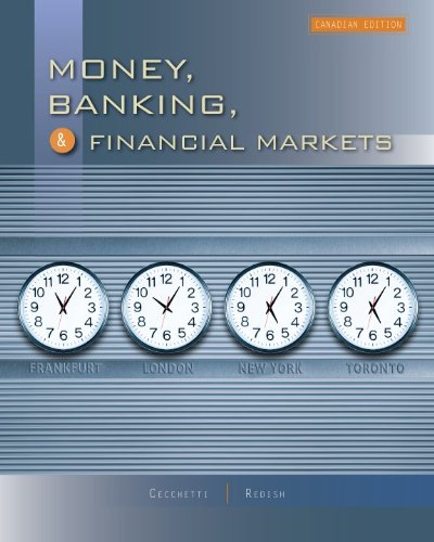 9780070983991: Money, Banking, and Financial Markets