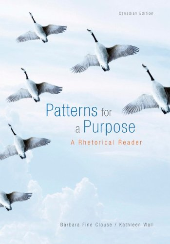 9780070984578: Patterns for a Purpose, CDN Edition