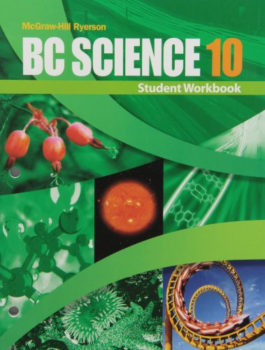 9780070984615: BC Science 10 Student Workbook