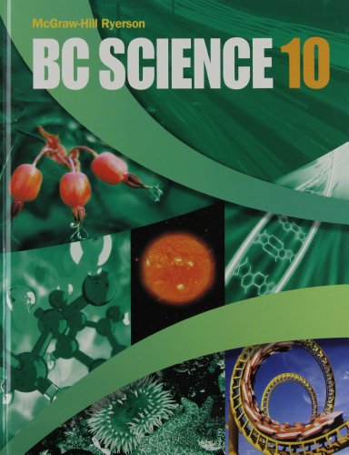 9780070984653: BC Science 10