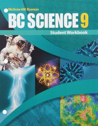 9780070984677: Bc Science 9 Student Workbook