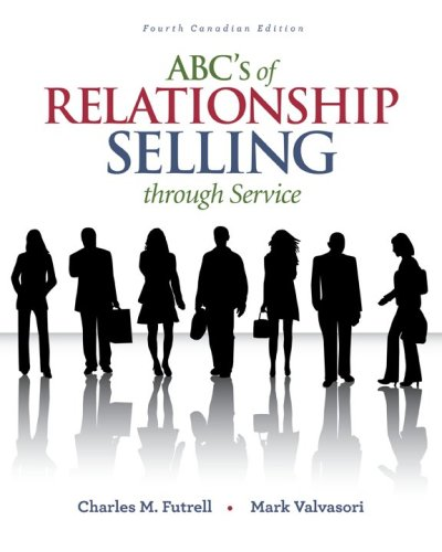 ABC's of Relationship Selling: Charles Futrell