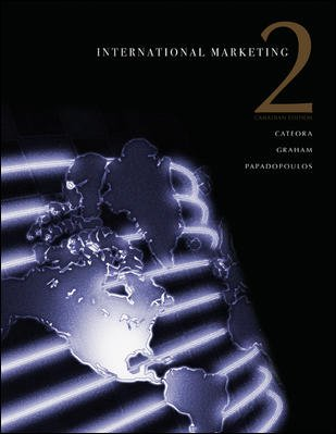 9780070984950: International Marketing