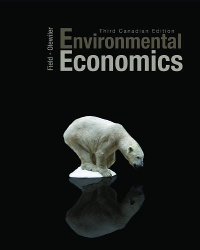 9780070989986: Environmental Economics An Introduction