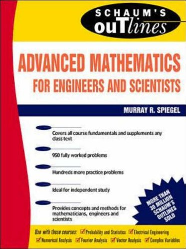 9780070990647: Schaum's Outline of Theory and Problems of Advanced Mathematics for Engineers and Scientists