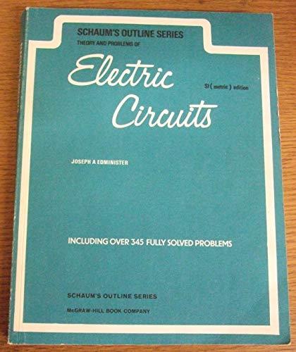 9780070990739: Electric Circuits 2ed Metric Schaum