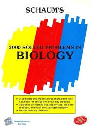 9780070991576: 3000 Solved Problems in Biology (Schaum's Solved Problems Series)