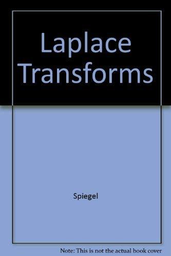 9780070991651: Laplace Transforms