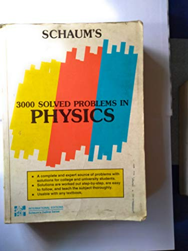 9780070991804: 3000 Solved Problems in Physics