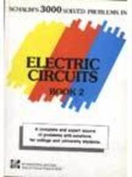 9780070991910: Solved Problems in Electric Cir Bk 2e