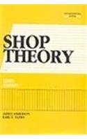 Shop Theory: Earl Tatro,James Anderson