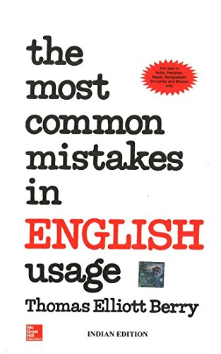 9780070992290: Most Common Mistakes in English Usage