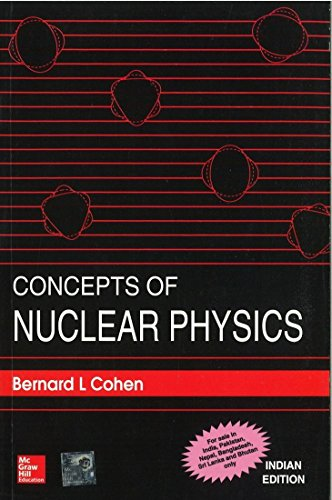 9780070992498: CONCEPTS OF NUCLEAR PHYSICS