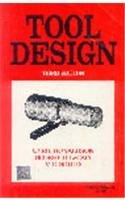 9780070992740: Tool Design