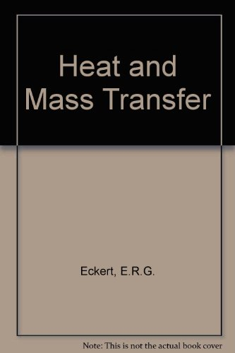 9780070992849: Heat and Mass Transfer