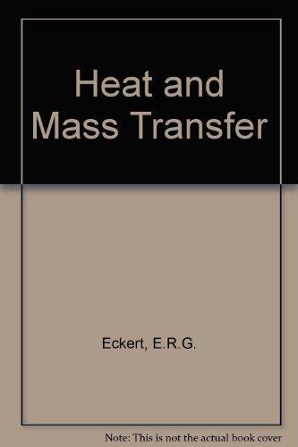 9780070992849: Heat and Mass Transfer