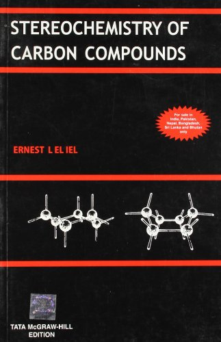 9780070992900: Stereochemistry of Carbon Compounds