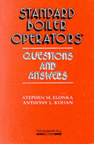 9780070992924: Standard Boiler Operators' Question and Answers (India Higher Education Engineering Mechanical Engineering)