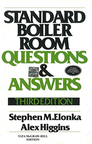 9780070992979: Standard Boiler Room Questions and Answers
