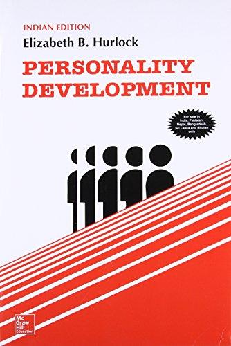 Personality Development: Elizabeth B. Hurlock