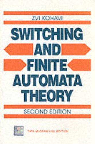 9780070993877: Switching & Finite Automata Theory