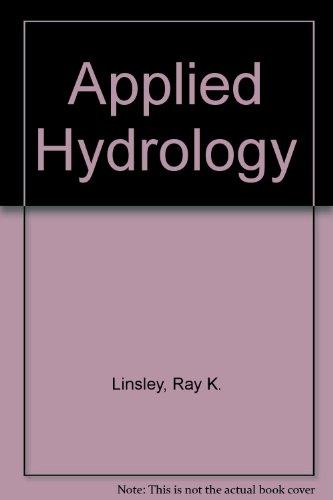 9780070994287: Applied Hydrology