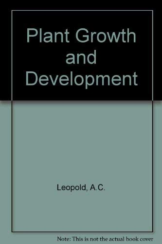 9780070994317: Plant Growth and Development