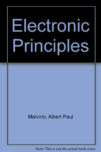 9780070994591: Electronic Principles