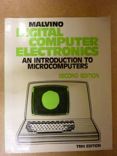 9780070994775: Digital Computer Electronics: Introduction to Microcomputers