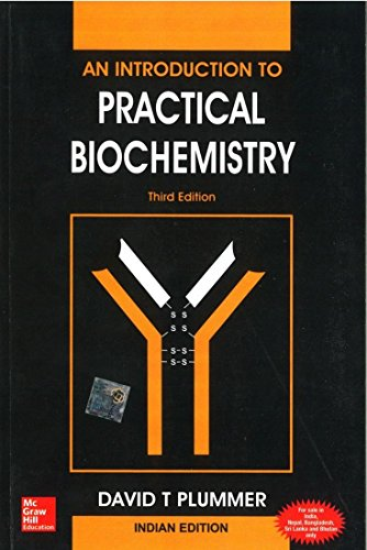 An Introduction to Practical Biochemistry (Third Edition): David T. Plummer