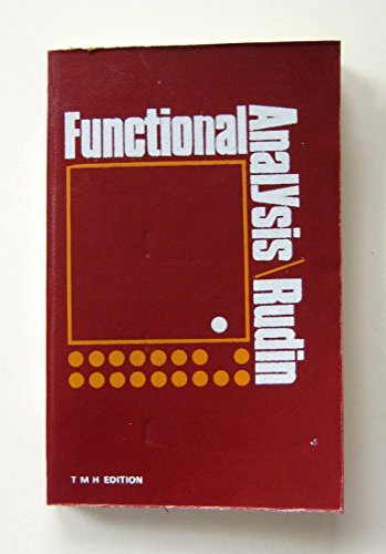 9780070995581: Functional Analysis