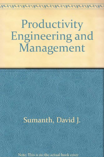 9780070995833: Productivity Engineering and Management