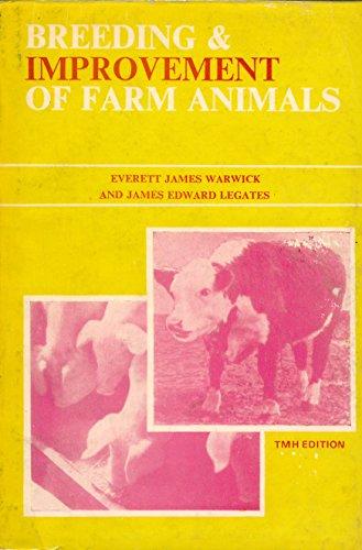 9780070996601: Breeding and Improvement of Farm Animals