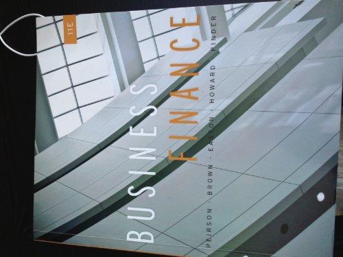 9780070997592: Business Finance