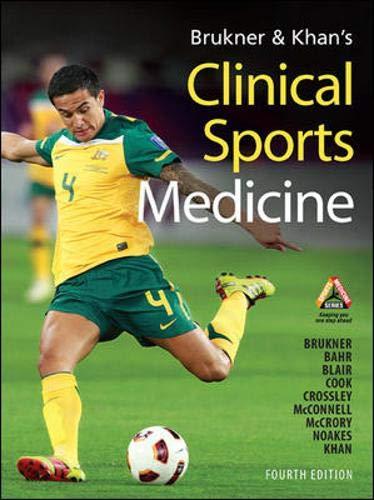 9780070998131: Brukner & Khan's Clinical Sports Medicine