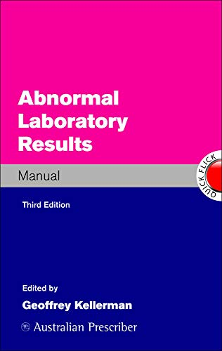 9780070998421: Abnormal Laboratory Results Manual