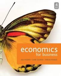 9780070998438: Economics for Business