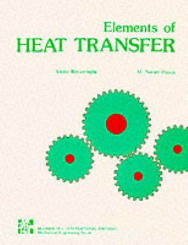 9780071001328: Elements of Heat Transfer