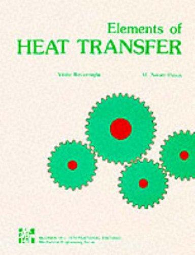 9780071001328: Elements of Heat Transfer