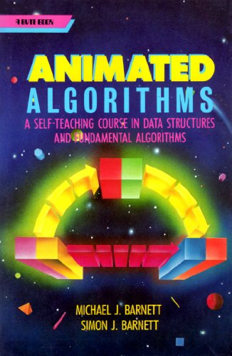 9780071001465: Animated Algorithms: Self-Teaching Course in Data Structures and Fundamental Algorithms