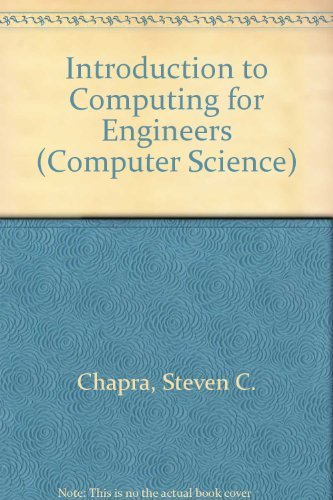 9780071001588: Introduction to Computing for Engineers (Computer Science)