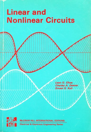 9780071001670: Linear and Non-Linear Circuits