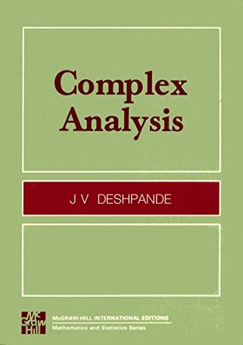 9780071001830: Complex Analysis