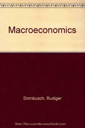 9780071001861: Macroeconomics