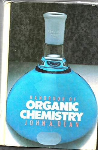 9780071001908: organicchemistry