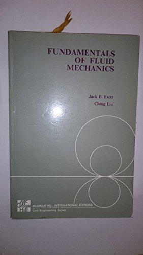9780071001977: Fundamentals of Fluid Mechanics