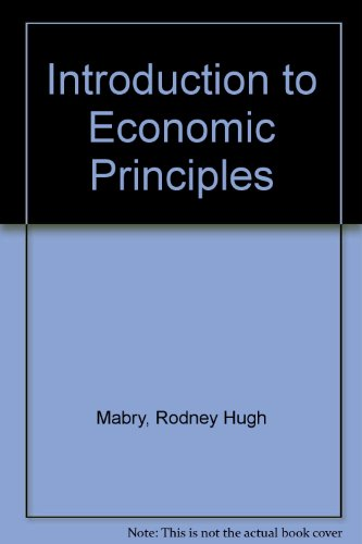 9780071002059: Introduction to Economic Principles