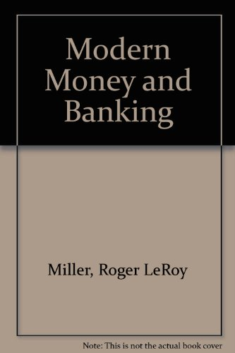 9780071002240: Modern Money and Banking